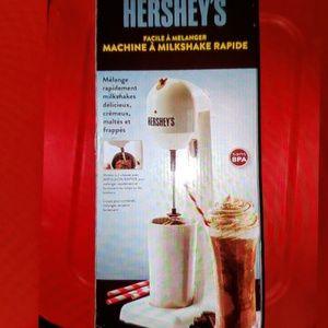 Hershey's milkshake maker